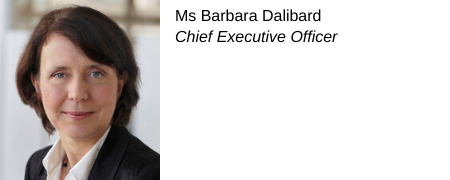 Barbara Dalibard, Chief Executive Officer