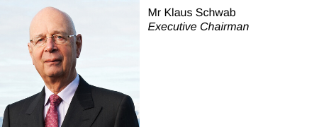 Klaus Schwab, Executive Chairman