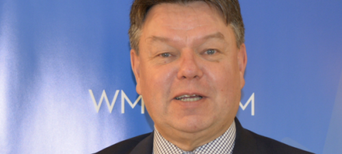 World Meteorological Organization Secretary-General Professor Petteri Taalas