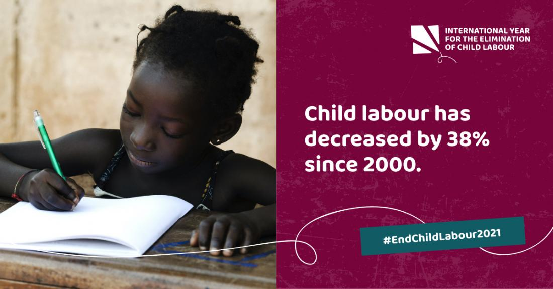 2021 International Year of the Elimination of Child Labour