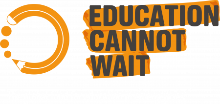 Logo Education cannot wait